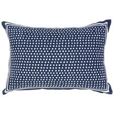 Adani Navy Cotton Cushion
