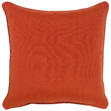Eden Burnt Orange Cushion