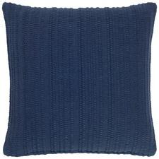 Trez Navy Cotton Cushion