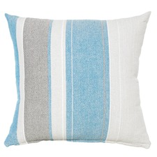 Cerulean Carnaby Cotton Cushion