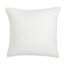 Woven Basket Cotton Cushion