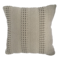Thatch Woven Cotton Cushion