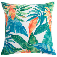 Multi-Coloured Andres Melon Outdoor Cushion