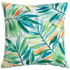 Multi-Coloured Areca Clover Outdoor Cushion