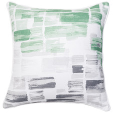 Printed Strobe Cotton Cushion