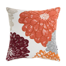 Jade Cotton Cushion