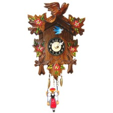 Quartz Swinging Pendulum Clock
