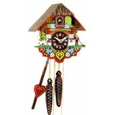 Colourful Cuckoo Clock