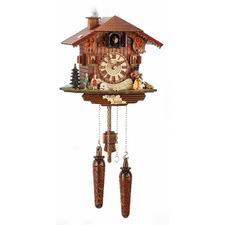 Hansel And Gretel Quartz Cuckoo Clock
