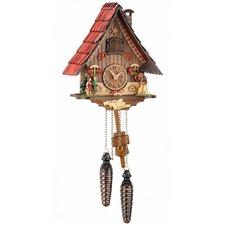 Hansel And Gretel House Quartz Cuckoo Clock