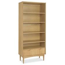 Malmo Wide Bookshelf