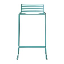 Adisa Low Back Wire Barstool