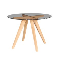 Beech Amber Dining Table