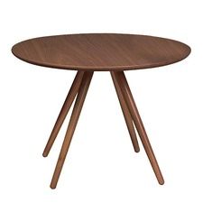 Walnut Coco Dining Table