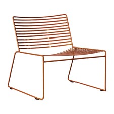 Copper Studio Wire Lounge Chair