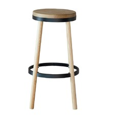 Black Axel Barstool