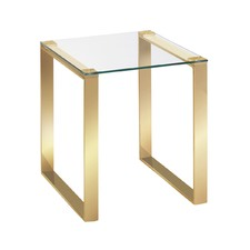 Brass Molly Side Table