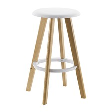 Beech & White Mia Counter Stool