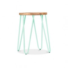 Benson Ash & Peppermint Low Stool