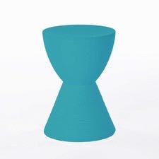 Petite Hourglass Stool