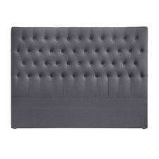 Slate Isabelle Queen Bedhead