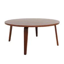 Belle Walnut Coffee Table