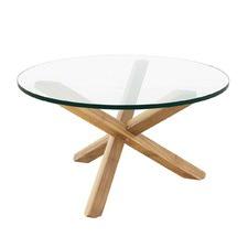Twix Oak Coffee Table
