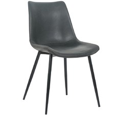 Leigh Faux Leather Dining Chair