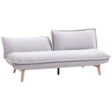 Light Grey Kingscliff Modern Sofa Bed