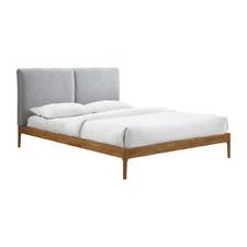 Light Grey Astrud Bed