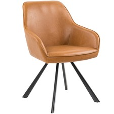 Boyd Leatherette Dining Chair