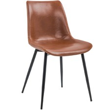 Laura Faux Leather Dining Chair