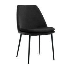 Caerlton Velvet Dining Chair