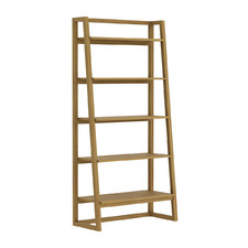 Nori 4 Tier Bookcase