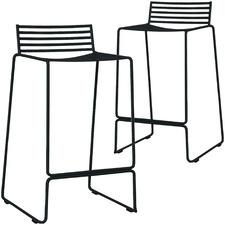 75cm  Sharpton Wire Barstool (Set of 2)