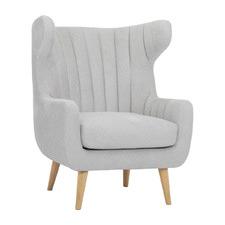 Grey Asher Armchair