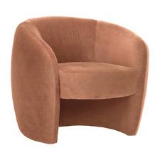 Brena Velvet Armchair