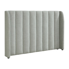 Light Grey Austen Queen Headboard
