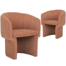 Evette Velvet Dining Chairs (Set of 2)