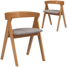 Amber Dining Chairs (Set of 2)
