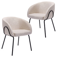 Braun Dining Chairs (Set of 2)
