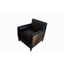 Tess Chair in Nguni Cowhide