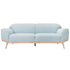 Pale Blue Volt Sofa