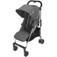 Charcoal Quest Arc Denim Baby Stroller