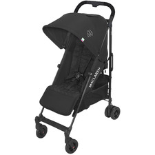 Black Quest Arc Quilted Arc Stroller