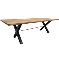 Rustic Argan Outdoor Dining Table
