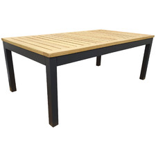 Light Timber Granada Outdoor Coffee Table