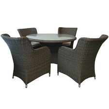 4 Seater Toledo Outdoor Dining Set