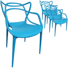 Palermo Outdoor Dining Chairs (Set of 4)