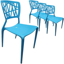 Ravenna Outdoor Dining Chairs (Set of 4)